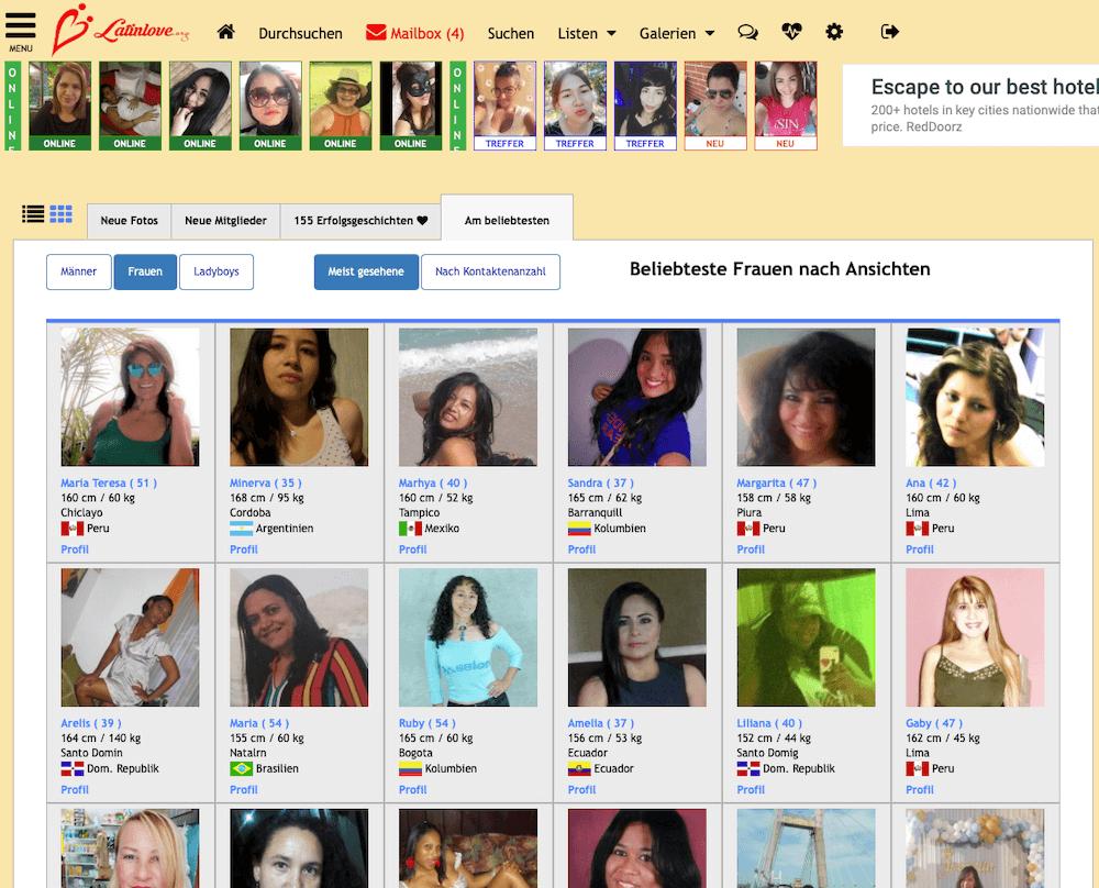 Dating-sites für frauen über 45